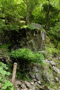 多摩川の水源